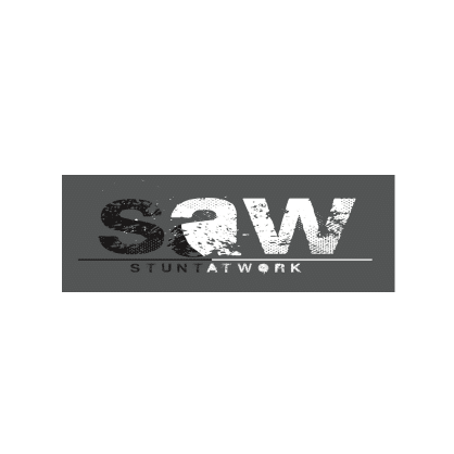 Kundenlogo SAW Stuntatwork